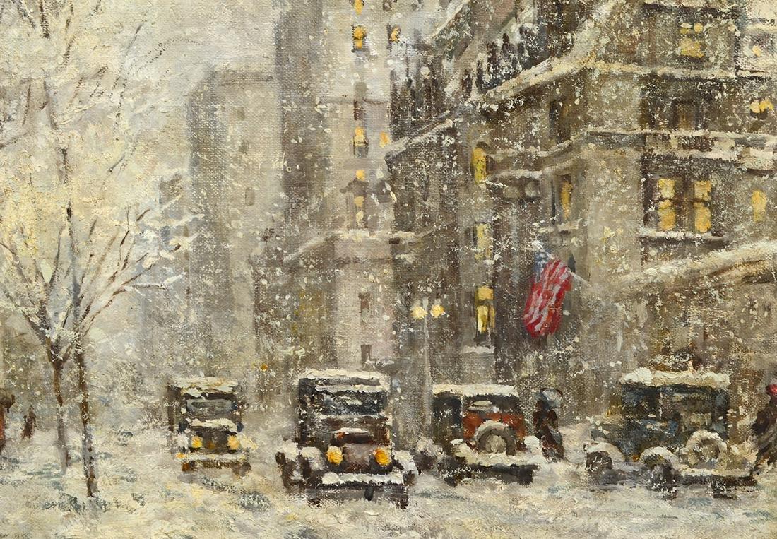 GUY CARLETON WIGGINS (American. 1883-1962) - 4