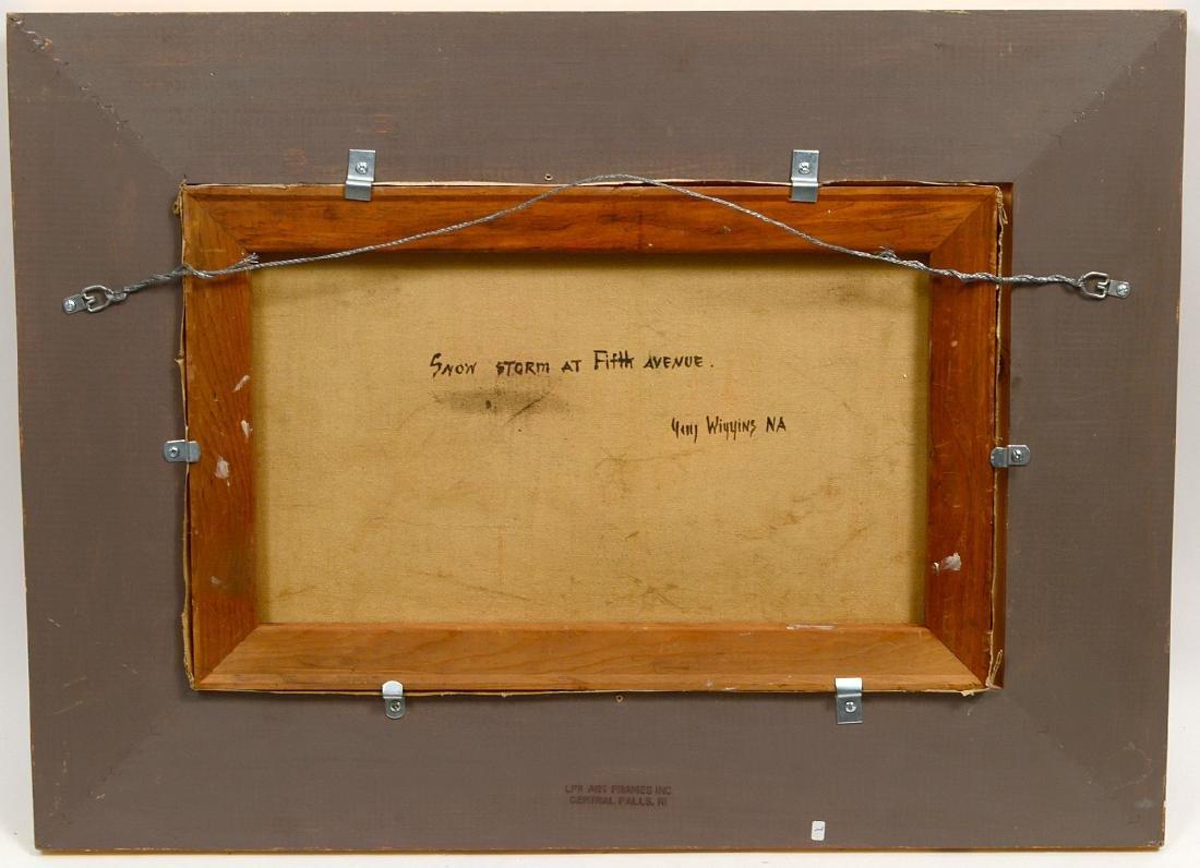 GUY CARLETON WIGGINS (American. 1883-1962) - 6