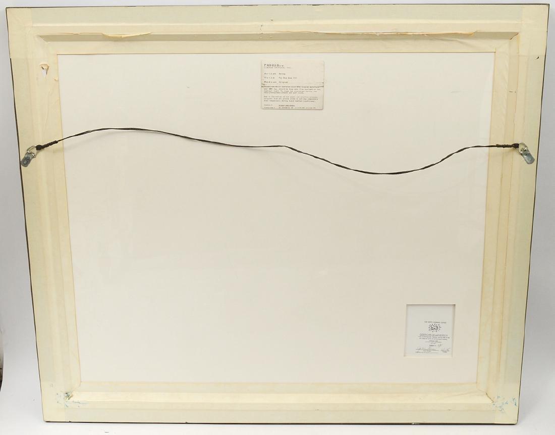 KEITH HARING (American. 1958-1990) - 7