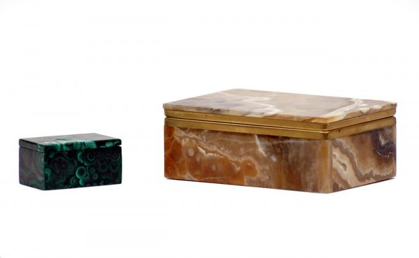 24: Two Lidded Boxes