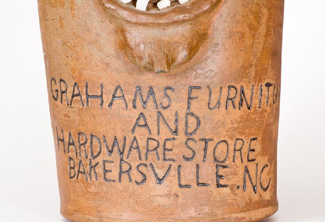 Extremely Rare and Important BROWN POTTERY (Arden, NC) - 8