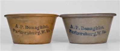 Two A.P. Donaghho. / Parkersburg, W. Va.