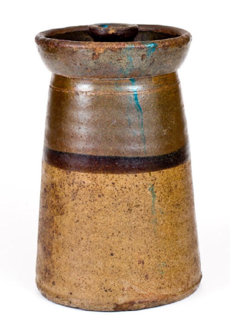 Unusual Stevens Pottery, Milledgeville, GA, Stoneware