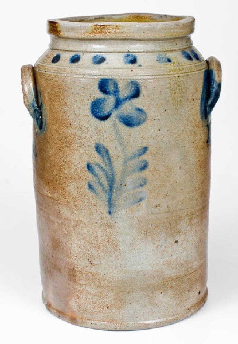 2 Gal. Stoneware Water Cooler att. Richard Remmey, - 2