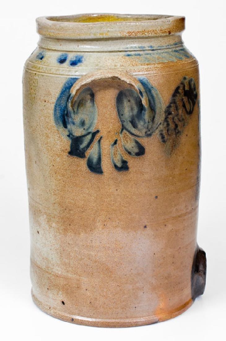 2 Gal. Stoneware Water Cooler att. Richard Remmey, - 3