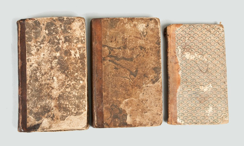 Three Early Maryland Books