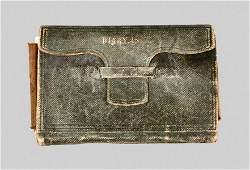 Important Diary of Civil War Nurse Serving in Douglas G