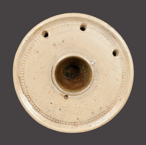 Presentation Stoneware Inkwell attrib. Nathan Clark, - 2