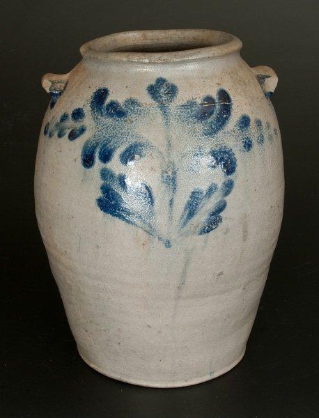 Rare 2 Gal. H. SMITH & CO. (Alexandria, VA) Stoneware