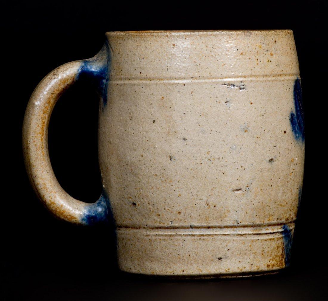 Stoneware Mug attributed to D.P. Shenfelder, Reading, - 3