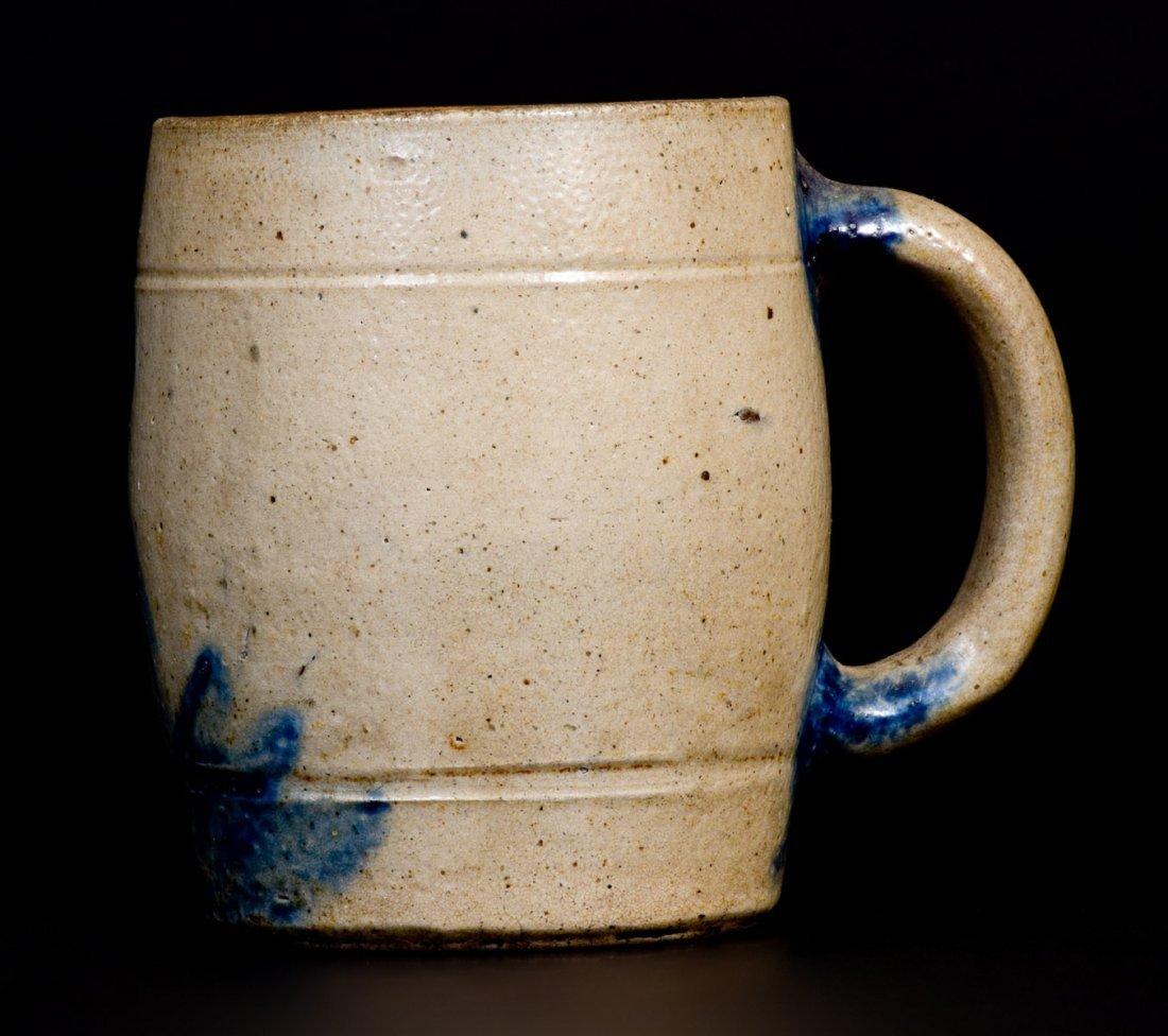 Stoneware Mug attributed to D.P. Shenfelder, Reading, - 4
