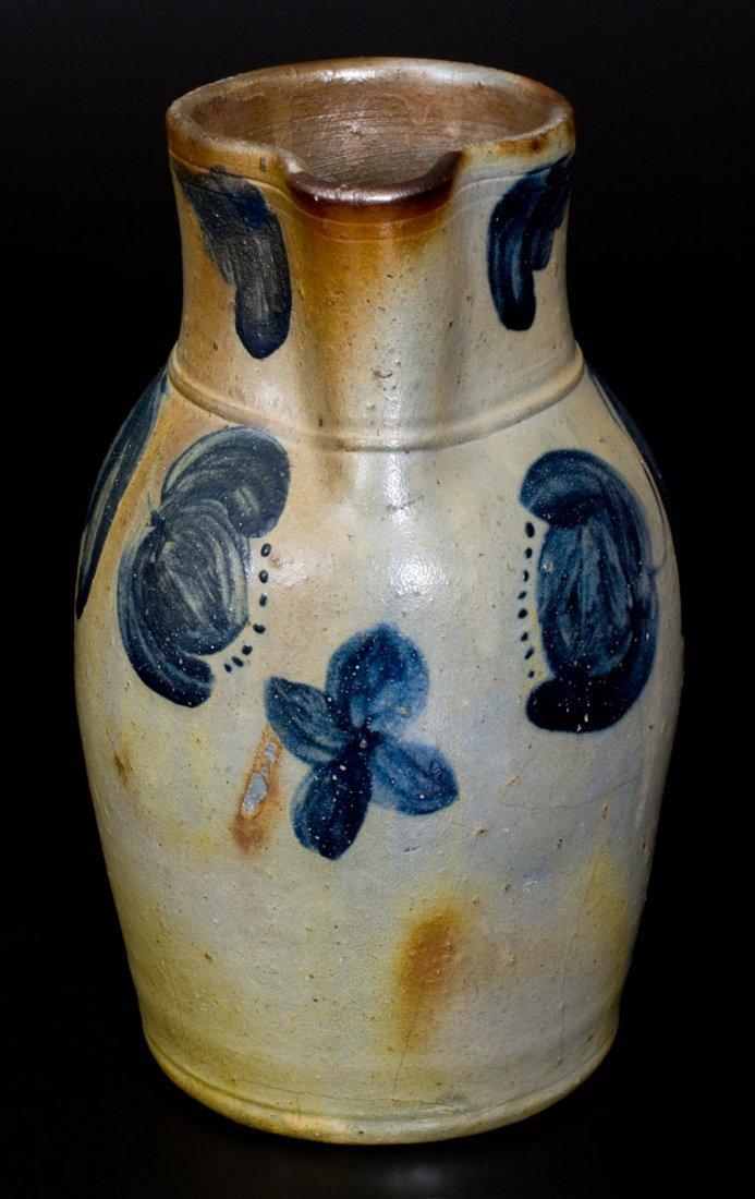 1 Gal. JOHN BELL / WAYNESBORO Stoneware Pitcher with