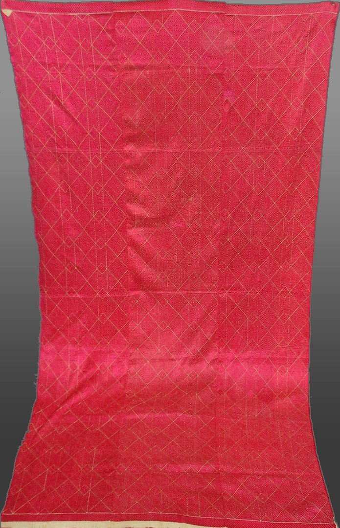 Thirma Bagh Phulkari - Antique Indian Textile - FINE
