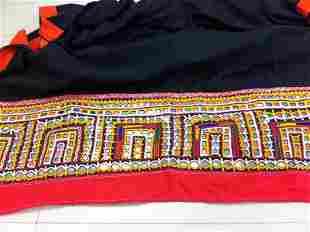Cotton Shawl of the Rabari People