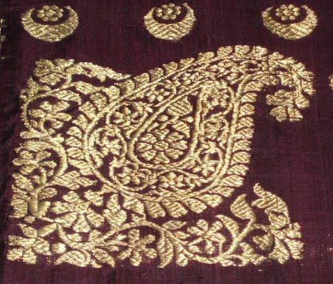 HEIRLOOM BANARASI BRIDAL SARI WITH REAL ZARI