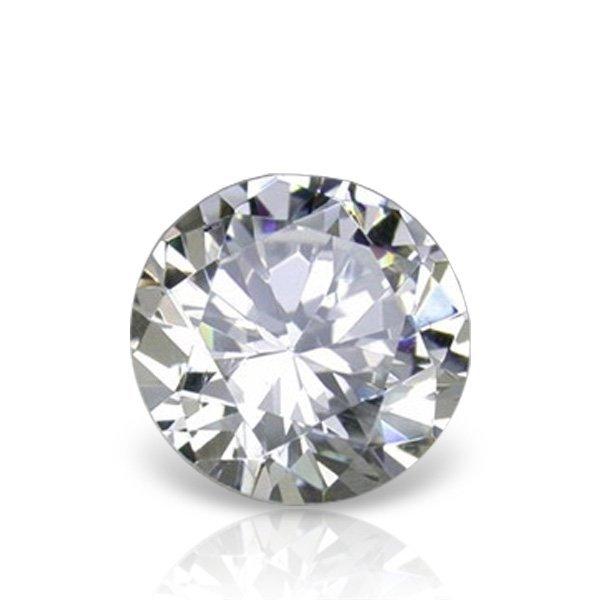 EGL CERT 1.07 CTW ROUND DIAMOND I/SI2