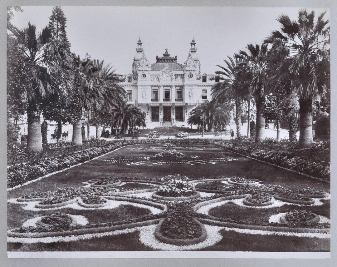 Three Scenes of Monte Carlo & King Arthur, c.1890.