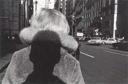 Lee Friedlander, New York City, 1966.