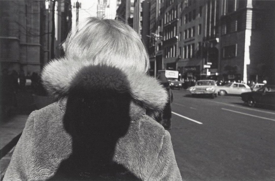 Lee Friedlander, New York City, 1966.