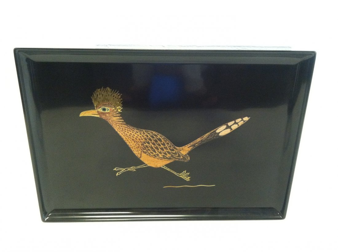 Couroc Roadrunner Tray