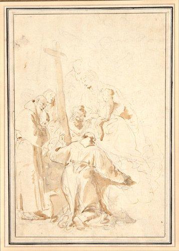 1: Giovanni Battista Tiepolo (Italian, 1696-1770) The H