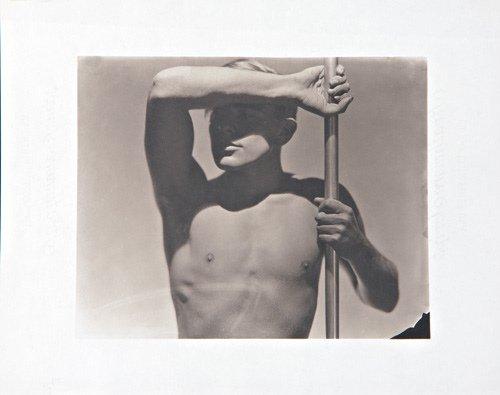 4: George Hoyningen-Huene (Russian, 1900-1968) Portrait