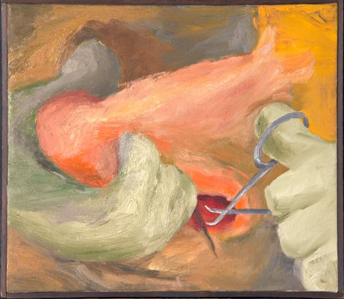 20: Lee Lozano (American, 1930-1999) Untitled (Hygiene
