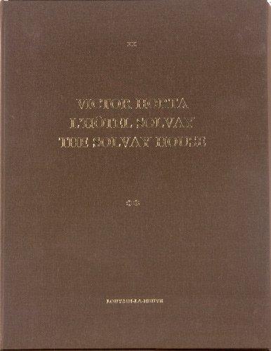 51: Victor Horta (Belgian, 1861-1947) The Solvay House, - 2