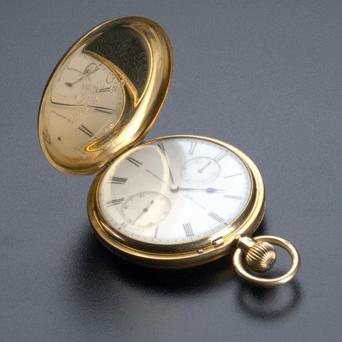 111: Charles Frodsham (London) pocket watch, A.D.FMSZ,