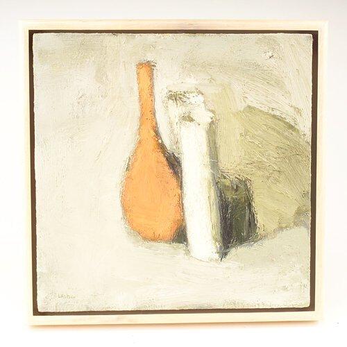 353: Lisa Gabrielle Russell, still life, oil on canvas,