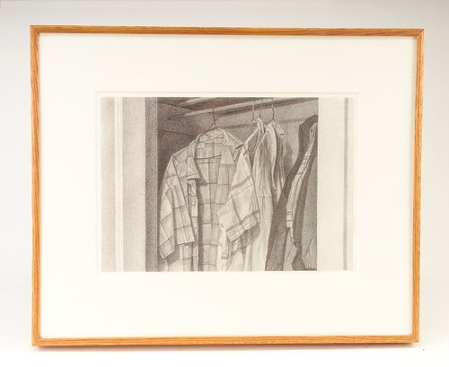 "359: Catherine Murphy (American, b. 1946), ""Closet Stil"