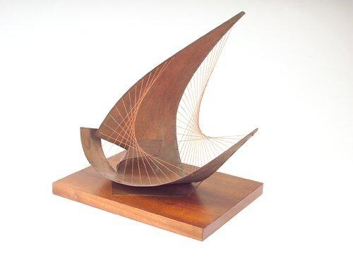 "360: Barbara Hepworth (British, 1903-1975), ""Stringed F"