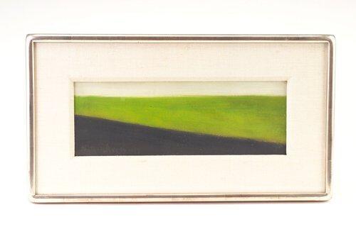 "370: Milton Avery (American, 1893-1963), ""Marshland,"" o"