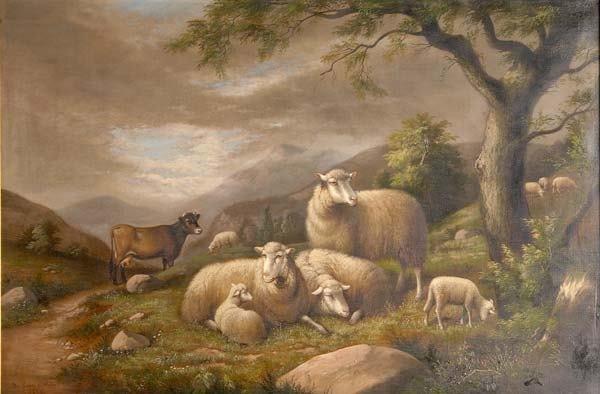 4: Susan Catherine Moore Waters (American, 1823-1900) U