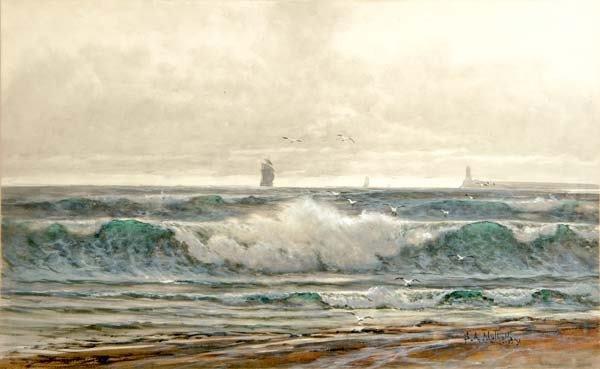 5: Saint Clair Augustin Mulholland (American, 1840 - )