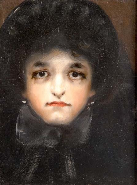 6: Horace Bonham (American, 1835-1892) Untitled (Portra
