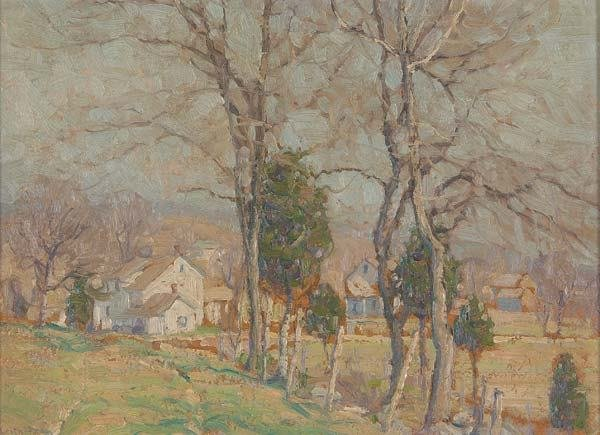 18: Harry Leith-Ross (American, 1886-1973) Untitled; Oi