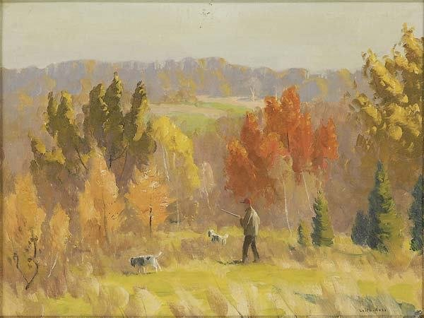 19: Harry Leith-Ross (American, 1886-1973) Searching th