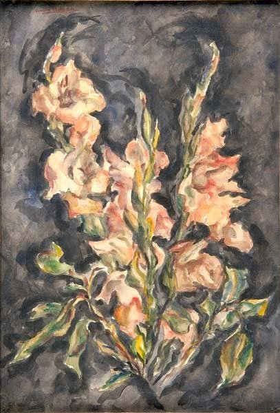 23: Charles Rosen (American, 1878-1950) Untitled (Gladi
