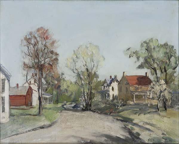 24: Walter Emerson Baum (American, 1884-1956) Richlandt