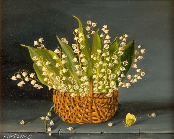 151: Sondra Lipton (American, 20th Century) Three works