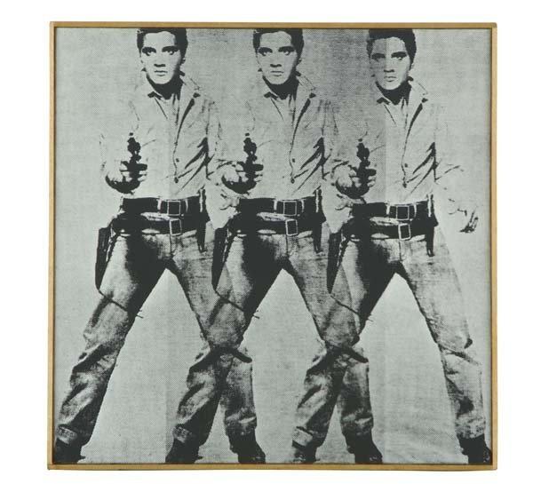 500:  Richard Pettibone (American, b. 1938) Andy Warhol