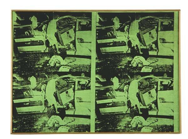 502:  Richard Pettibone (American, b. 1938) Andy Warhol