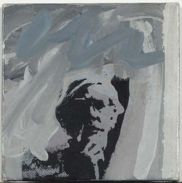 505:  Richard Pettibone (American, b. 1938) Andy Warhol