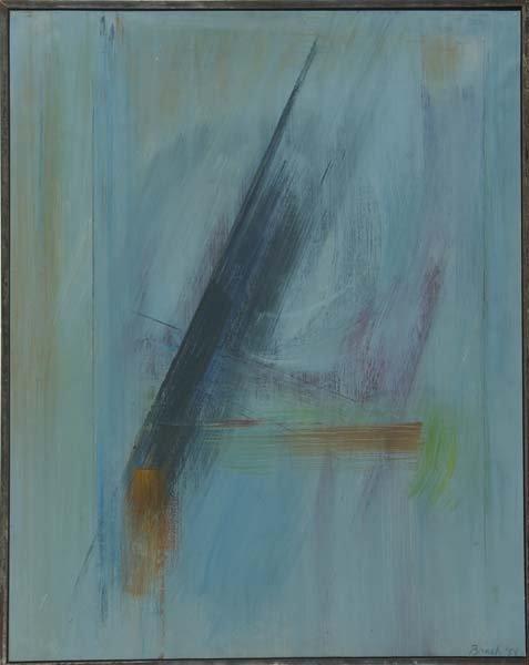 513:  Paul Henry Brach (American, b. 1924) Untitled #12