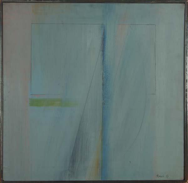 514:  Paul Henry Brach (American, b. 1924) Untitled, 19