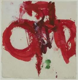 559:  Alessandro Twombly (Italian, b. 1959) Untitled, 1