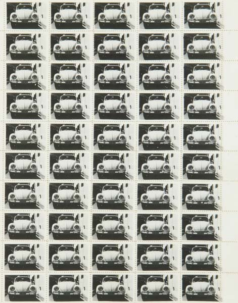 23: Betty Hahn (American, b. 1940) Volkswagon, from the