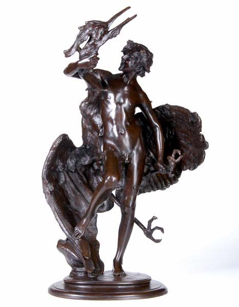 1200:  Frederick MacMonnies (American, 1863-1937) Young