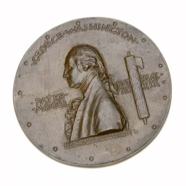 1204:  Augustus Saint-Gaudens (Irish/American, 1848-190